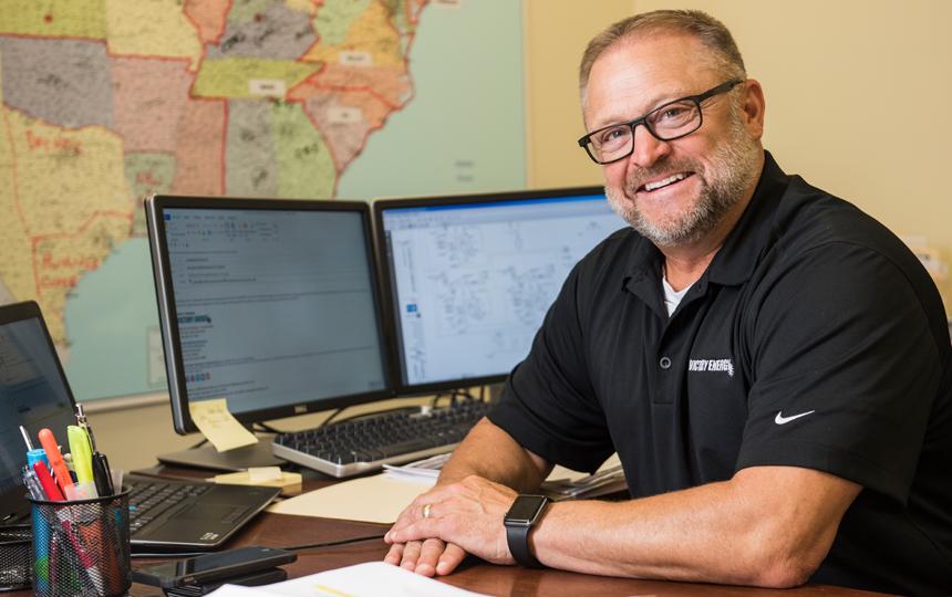 Oren K. Hardesty National Sales Manager, Firetube Boilers at Victory Energy Operations, LLC.